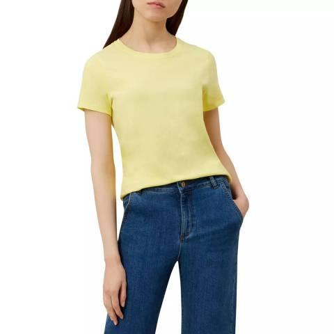 Hobbs London Yellow Pixie T-Shirt