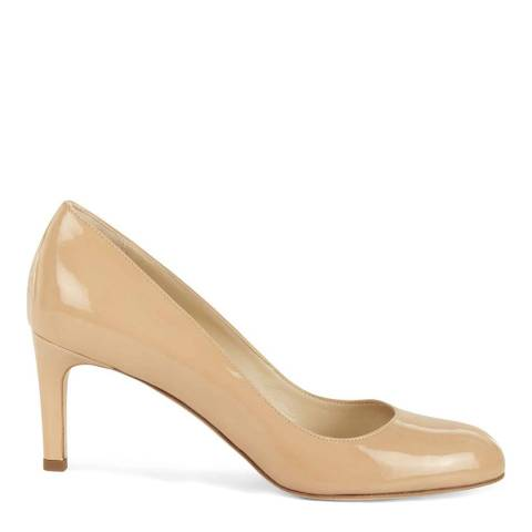 Hobbs London Nude Sophie Court Shoes