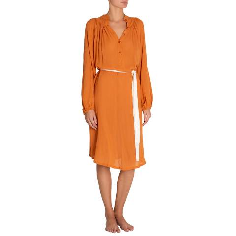 Eberjey Orange Summer of Love Padma