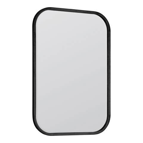 Gallery Black Logan Rectangle Mirror 65x20x95cm