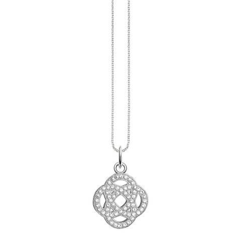 Thomas Sabo Silver Pendant Necklace