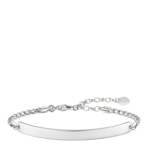 Thomas Sabo Silver Glam Love Bridge Bracelet 18cm