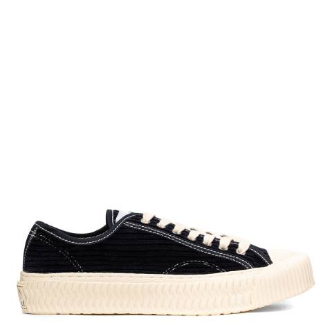 Excelsior CANVAS MIDNIGHTBLUE - OFF WHITE SOLE