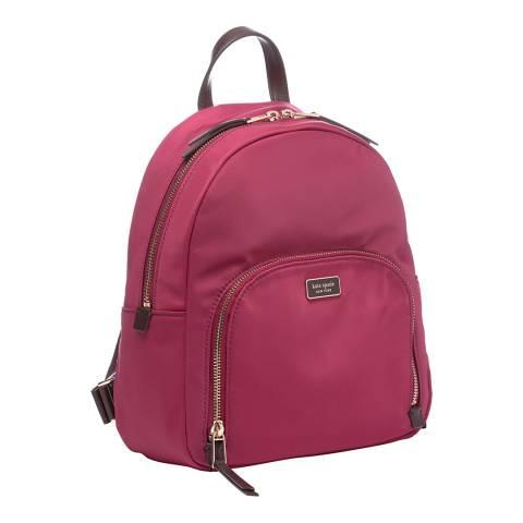 Kate Spade Rhubarb Medium Backpack