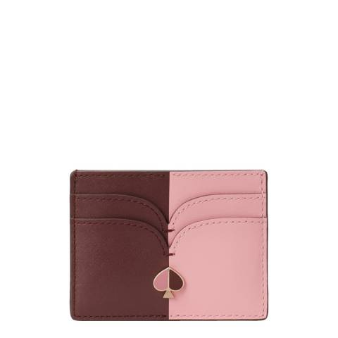 Kate Spade Cherry Pink Card Holder