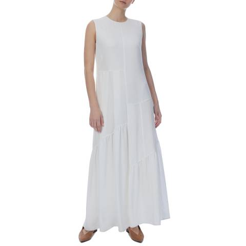 BOSS White Dewitty Maxi Dress