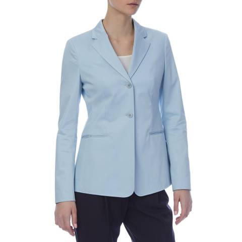BOSS Pale Blue Jatinda Blazer