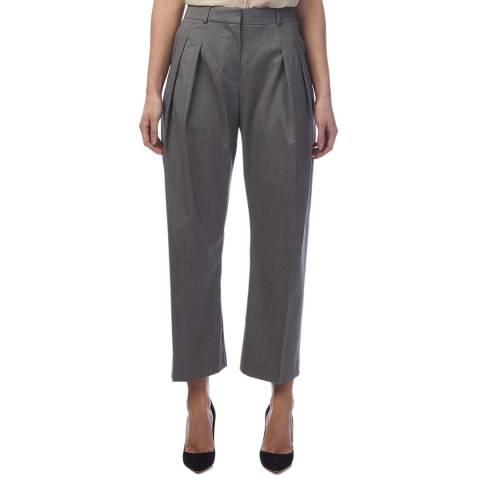 BOSS Grey Terimana Suit Trousers