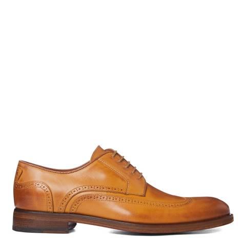 Oliver Sweeney Tan Leather Baldini Wingtip Brogues
