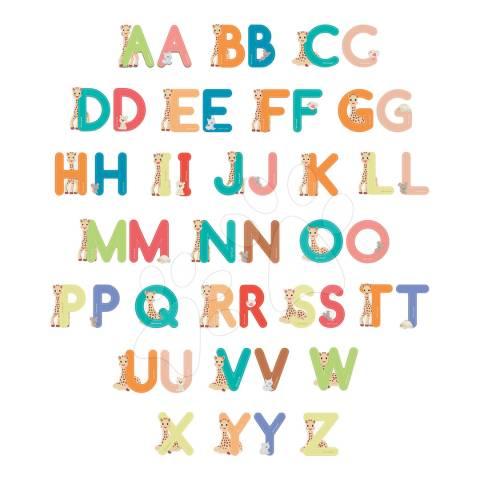 Janod Sophie Giraffe Letters