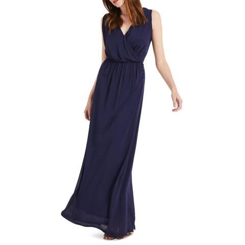 Phase Eight Navy Lisabet Maxi Dress