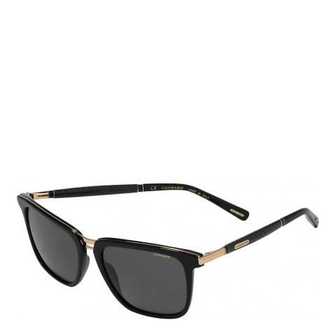 Chopard Women's Black Chopard Sunglasses 65mm