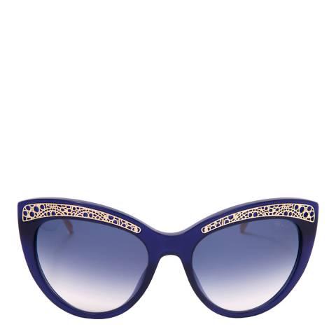 Chopard Women's Navy Chopard Sunglasses