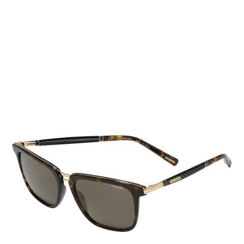 Chopard Unisex Brown Chopard Sunglasses 54mm