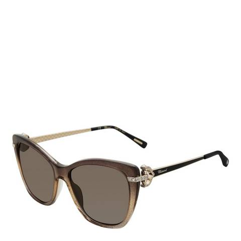 Chopard Women's Purple Chopard Sunglasses 55mm