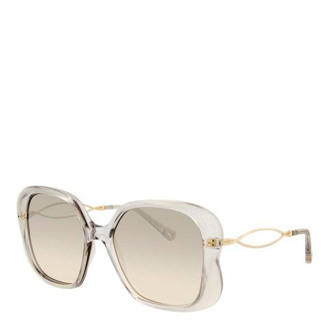 Chloe Women's Grey Chloe Sunglasses 56mm