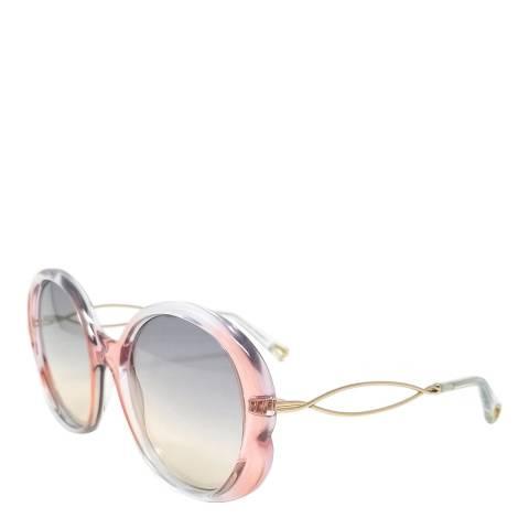 Chloe Women's Grey Chloe Sunglasses 57mm