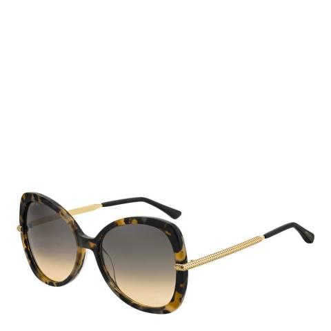 Jimmy Choo Women's Brown Jimmy Choo Sunglasses 58mm