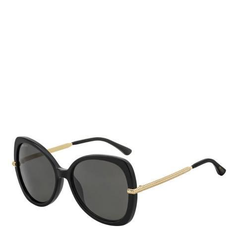 Jimmy Choo Women's Black Jimmy Choo Sunglasses 58mm