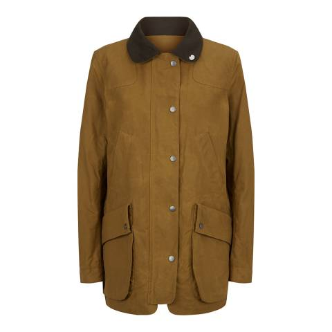 Le Chameau Women's LCW14 Wax Country Jacket