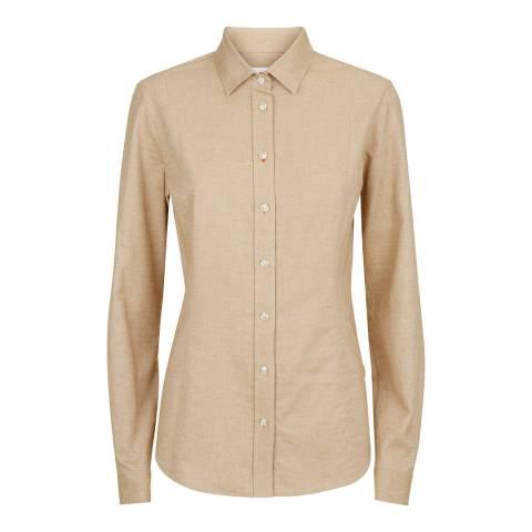 Le Chameau Women's Yellow Winchcombe Shirt