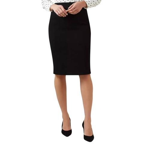 Hobbs London Black Kirsty Skirt