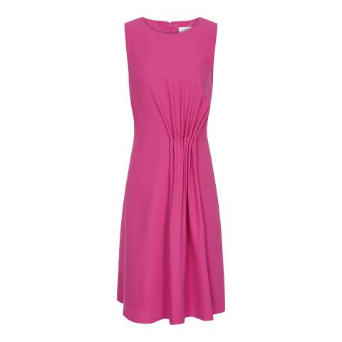 Reiss Pink Nadia Day Dress