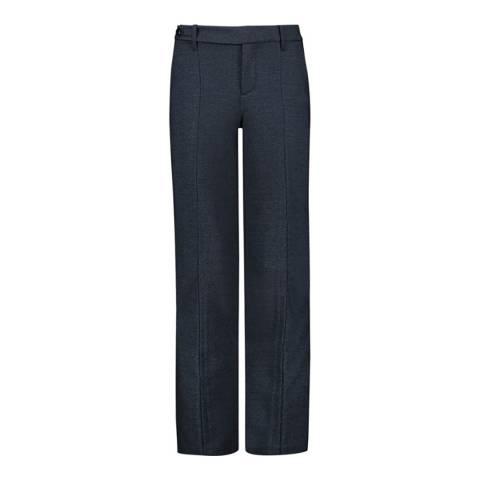 NYDJ Navy Everyday Trousers