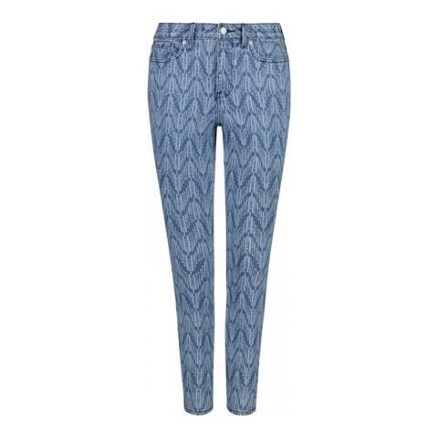 NYDJ Blue Ami Skinny Stretch Jeans