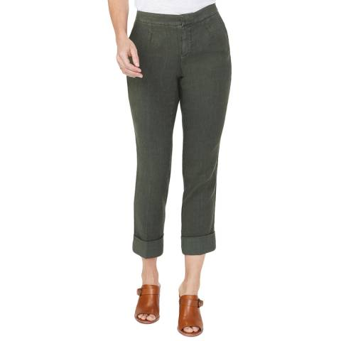 NYDJ Olive Everyday Stretch Trousers