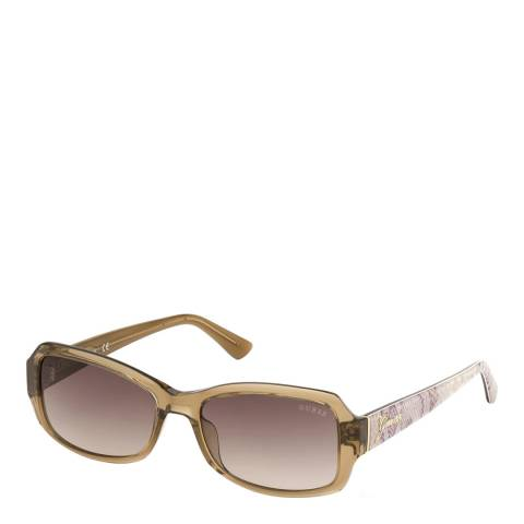 Guess Women's Beige Guess Sunglasses