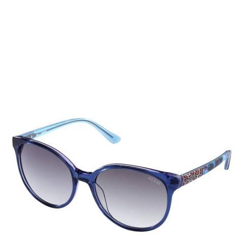 Guess Women's Blue Guess Sunglasses