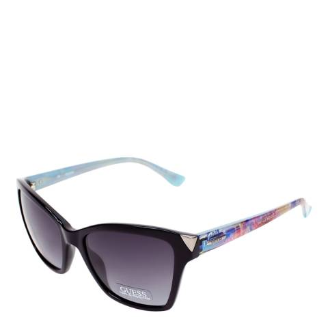 Guess Women's Blue Guess Sunglasses 56mm