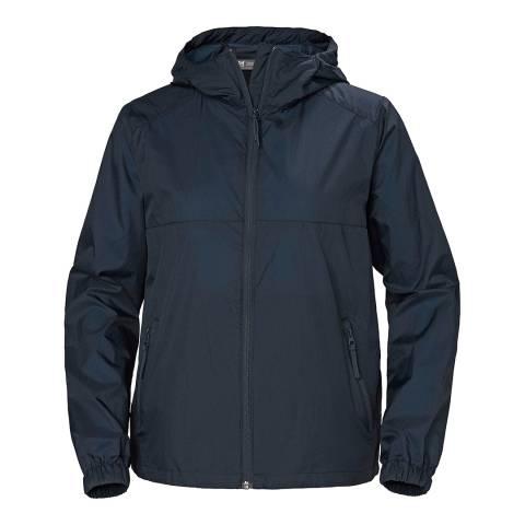 Helly Hansen Women's Navy Skye Windbreaker Jacket