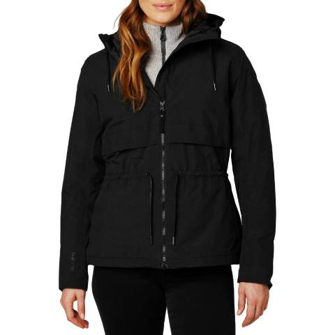 Helly Hansen Women's Black Boyne Jacket