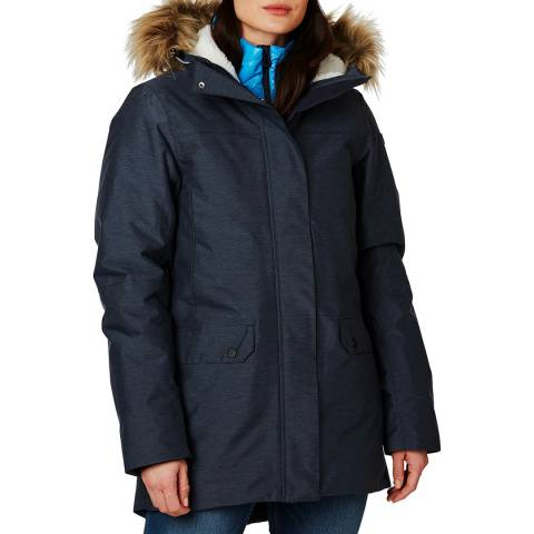 Helly Hansen Women's Navy Rana Insulated Jacket
