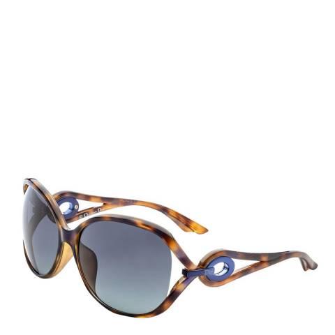 Dior Women's Brown/Blue Dior Sunglasses 62mm