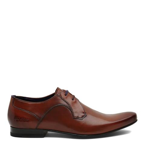 Ted Baker Brown Martt 2 Leather Derby Shoes
