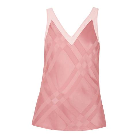 Ted Baker Coral Elten V Neck Detailed Cami
