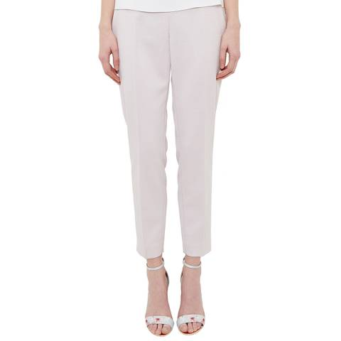 Ted Baker Lilac Illit Textured Trouser