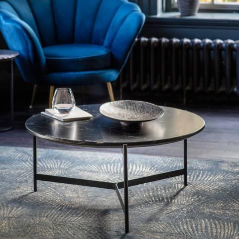 Gallery Bari Marble Top Coffee Table