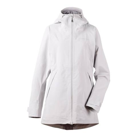 Didriksons White Nelly Parka