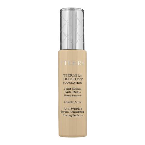 By Terry Terrybly Densiliss Anti-wrinkle Serum Foundation No 4 Natural Beige 30ml