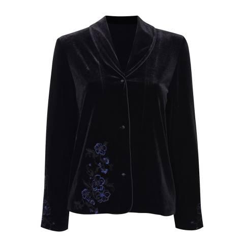 Myla Black Devonshire Place PJ Jacket