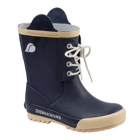 Didriksons Navy Splashman Boots