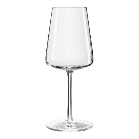 Stolzle Set of 4 Power White Wine Glasses, 402ml