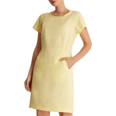 Fenn Wright Manson Yellow Santorini Dress