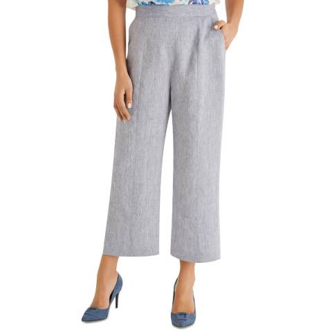 Fenn Wright Manson Grey Christelle Cropped Trouser
