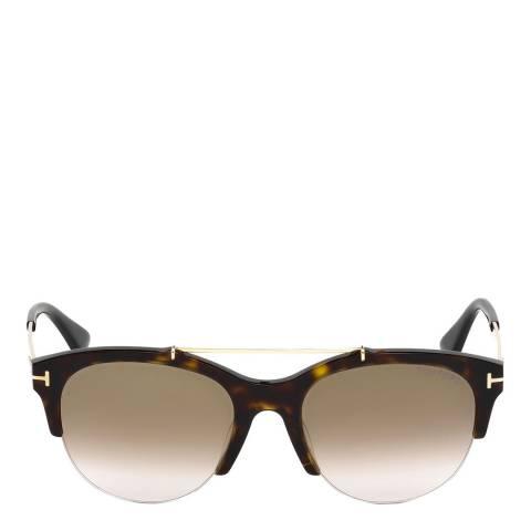 Tom Ford Women's Brown Tom Ford Sunglasses 55mm