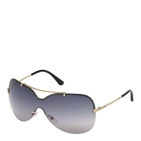 Tom Ford Unisex Purple Tom Ford Sunglasses